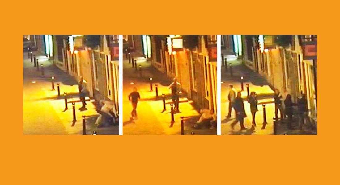 Bystanders: I ni ud af ti situationer griber tilskuere ind mod konflikter på gaden