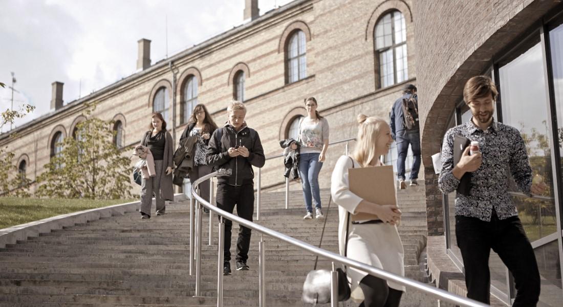 Campus at UCPH. Foto: UCPH
